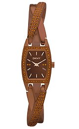 DKNY 2-Hand with Glitz Women's watch #NY8612
