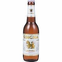 シンハー ビール 瓶 330ML 1本
