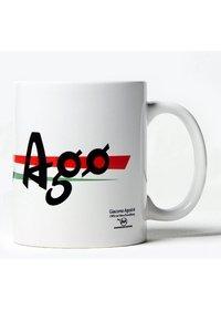 T-shirt Vintage Giacomo Agostini, Colore: Blu, Taglia: L