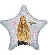 """32"""" Jumbo Hannah Montana Balloon - 1"""