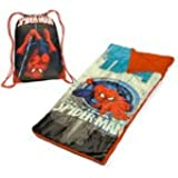 Marvel Spider-Man 2-Piece Toddler Slumber Bag with Duffle