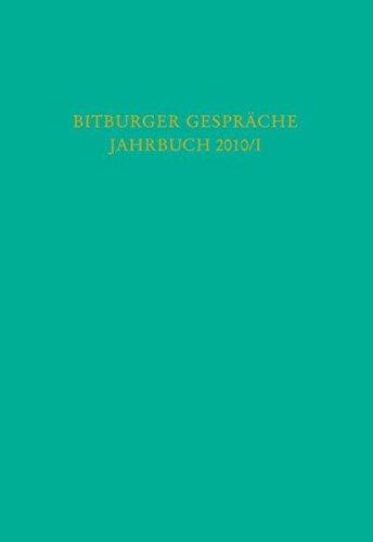 bitburger-gesprache-jahrbuch-2010-i-53-bitburger-gesprache-rechtsstand-1-mai-2010