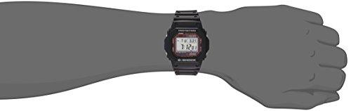 经典红圈,Casio卡西欧 GWM5610-1 G-Shock 6局电波太阳能表图片