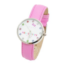 Hello Kitty Heart Watch