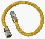 Brasscraft Cssd54-36 Gas Dryer And Water Heater Flex-Lines front-44839