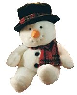 Burrlington the Snowman From Russ Berrie - Buy Burrlington the Snowman From Russ Berrie - Purchase Burrlington the Snowman From Russ Berrie (Russ Berrie, Toys & Games,Categories,Stuffed Animals & Toys,More Stuffed Toys)