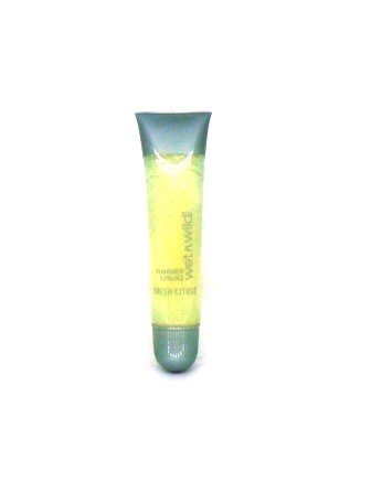 Wet n Wild Flavoured Lipgloss Fresh Citrus