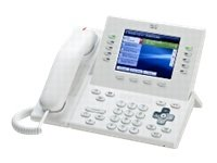 Cisco Cp-8961-W-K9= Unified Ip Phone Standard Handset, White