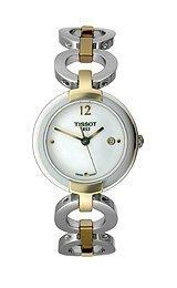buy Tissot Pinky Two-Tone White Quartz Women'S Watch #T084.210.22.017.00