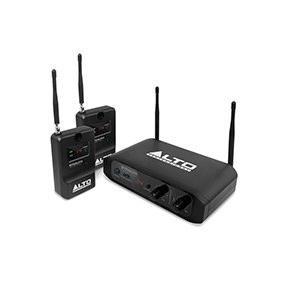 Alto Professional Stealth Wireless Wireless Loudspeaker System