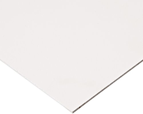 Celtec Expanded PVC Sheet, Satin Smooth Finish, 2mm Thick, 12