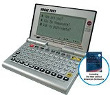 D-8 Nepali English, English Nepali Electronic Speaking Translator Pocket Dictionary, New Model.