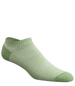 Wigwam Rebel Fusion No Show Socks, Medium, Jade front-743763