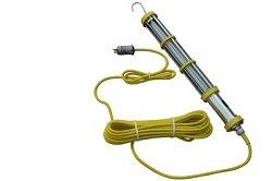 Explosion Proof Led Aluminum Drop Light - Class 1 Div 1 - 80' 12/3 Soow Cord - Exp Plug(-12-24V Ac/D