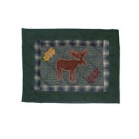Patch Magic 16-Inch by 12-Inch Northwoods Walk Crib Toss Pillows