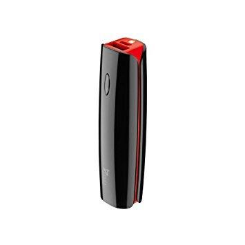 Syska Power Tube 26 2600mAH Power Bank  Black orange  available at Amazon for Rs.380