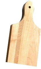 "Wooden Traditional French Bread Board - 12"" x 5"""