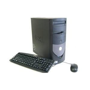 Dell GX280 Tower Computer (2.8 GHz Intel Pentium 4 Processor, 1 GB RAM, 40 GB Hard Drive, DVD Optical Drive, Windows XP Professional)