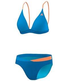 Adidas Colorblock Bikini, blau - 42