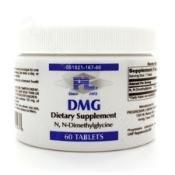 Progressive Labs - Dmg Sublingual 125 Mg 60 Tabs