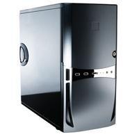 Antec Sonata III 500 ATX Mid Tower PC-Gehäuse (500W, 3x13,2 cm (5,2 Zoll), 6x8,9 cm (3,5 Zoll), eSATA, 2xUSB2.0, Audio I/O)