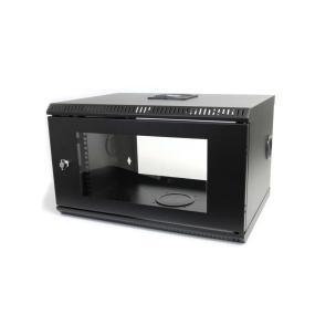 6U 19 inch Wall Mount Server Rack Cabinet with Acrylic Door