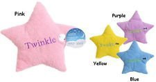 Twinkle Little Star Plush Musical Pillow (Assorted, Colors Vary) by Greenbrier