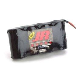 Extra Receiver Pack 2500mAh 4.8v NiCd Flat