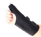 Comfort Care Thumb Support Brace - Right Hand