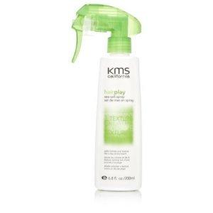 KMS California HP Sea Salt Spray, 6.8 Ounce (Kms Hair Play Sea Salt Spray compare prices)