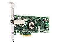 Emulex LightPulse LPe1150 Adaptateur réseau PCI Express x4 faible encombrement Fibre Channel 4 Go (SW) fibre optique