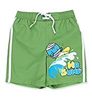 Mr Bump Magic Print Swim Shorts