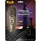 CAD U37 USB Studio Condenser Recording Microphone