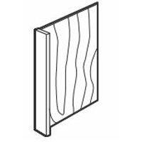 Dwr33412 Sienna Rope Dishwasher End Panels