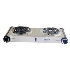 Countertop Stove Amazon : Amazon.com: Better Chef Dual Element Electric Buffet Range: Electric ...