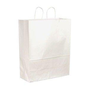 Duro 86787 White Paper Cargo Shopping Bag, 7