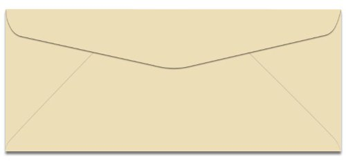 Domtar Colors Earthchoice No 10 Envelopes IVORY 500 PK