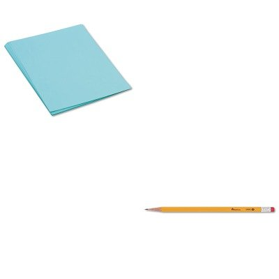 KITPAC103071UNV55400 - Value Kit - Pacon Tru-Ray Construction Paper (PAC103071) and Universal Economy Woodcase Pencil (UNV55400) kitcyo588750pac103637 value kit crayola pip squeaks telescoping marker tower cyo588750 and pacon riverside construction paper pac103637