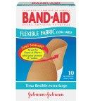 Johnson and Johnson Flexible Fabric Adhesive Bandages 1 x 3 100 per Box