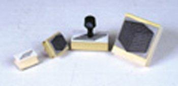 Stamp Set Base 10 Block 6-Pk 2 Units & Rods/1 Flat & Cube -- Case of 2