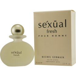 SEXUAL FRESH by Michel Germain EDT SPRAY 2.5