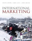 img - for International Marketing 15th Edition by Cateora, Philip, Gilly, Mary, Graham, John [Hardcover] book / textbook / text book