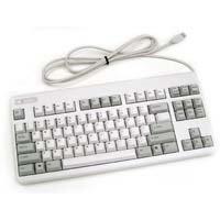 東プレ Realforce86U 静電容量無接点変荷重86USBキーボード(白) SE0500