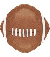 Mylar Sports Balloon Football - 1