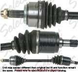 Cardone Select 66-4217 New Cv Axle (Drive Axle)