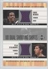 Chris Webber, Peja Stojakovic Sacramento Kings (Basketball Card) 2002-03 Upper Deck... by Upper Deck