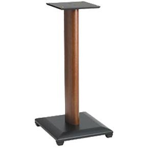 Sanus Nf24C Natural 24 -Inch Speaker Stand Pair - Cherry And Black