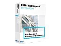 EMC RETROSPECT 7.6 SERVER (1 USER EDITION) (PC) [IMPORT ANGLAIS]