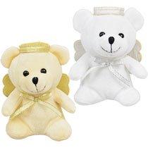 [Christmas House Plush Angel Bears 6.5