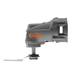 Ridgid 12v Lithium-ion Jobmax Multi-tool Driver Head (Tool Head Only, Power Handle, Battery and Charger Not Included)